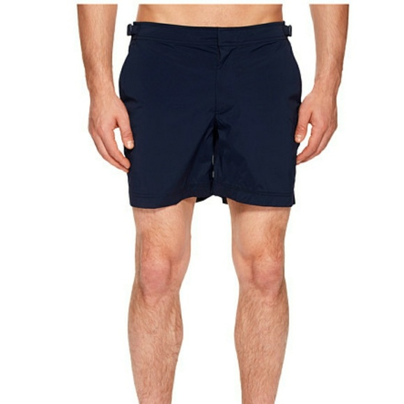 fe68f40469 Orlebar Brown Swim   Dane Ii Navy Shorts Summer   Poshmark